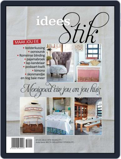 Idees Stik October 9th, 2015 Digital Back Issue Cover