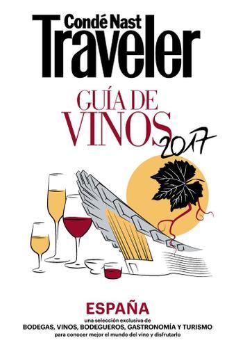 Condé Nast Traveler. GUIA DE VINOS January 1st, 2017 Digital Back Issue Cover