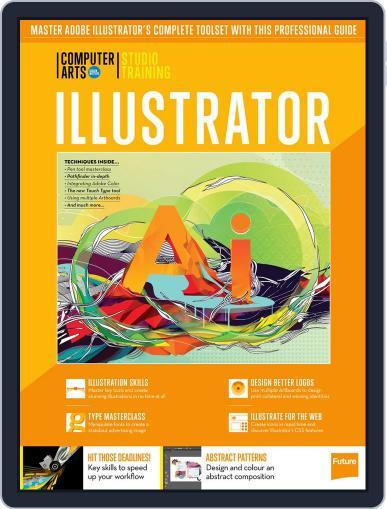 Studio Training: Illustrator Magazine (Digital) October 27th, 2015 Issue Cover