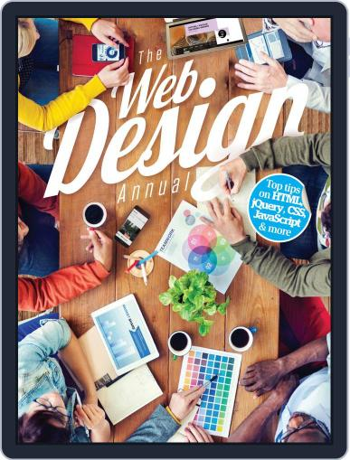 The Web Design Annual November 18th, 2015 Digital Back Issue Cover
