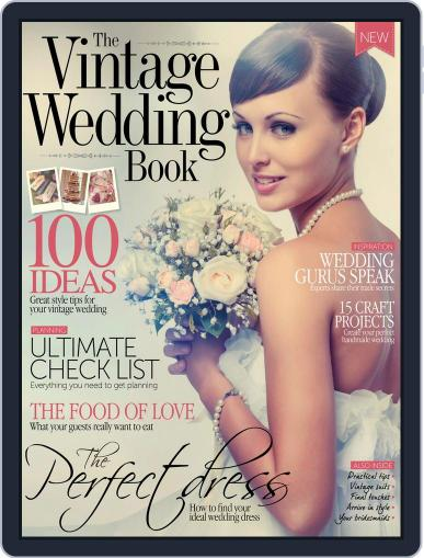 The Vintage Wedding Book March 1st, 2016 Digital Back Issue Cover