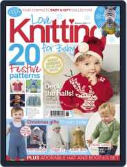 Love Knitting for Baby Magazine (Digital) Subscription December 1st, 2020 Issue