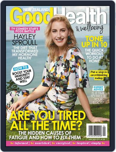 Good Health Choices Magazine NZ April 1st, 2020 Digital Back Issue Cover