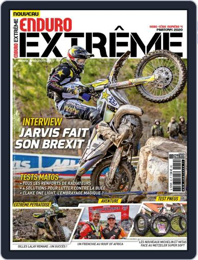 Enduro Classic March 24th, 2020 Digital Back Issue Cover