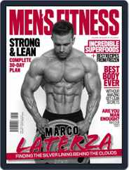 Men's Fitness South Africa Magazine (Digital) Subscription August 1st, 2020 Issue