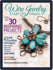 Wire Jewelry Start to Finish Magazine (Digital) Subscription September 1st, 2016 Issue