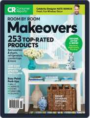Room by Room Makeovers Magazine (Digital) Subscription November 1st, 2017 Issue