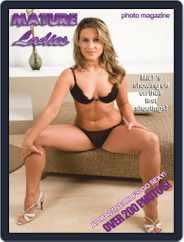 Mature Ladies Adult Photo Magazine (Digital) Subscription October 18th, 2020 Issue