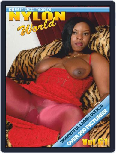 Nylons World Adult Fetish Photo Magazine (Digital) September 24th, 2021 Issue Cover