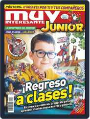 Muy Interesante Junior Mexico Magazine (Digital) Subscription August 1st, 2021 Issue