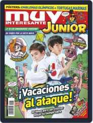 Muy Interesante Junior Mexico Magazine (Digital) Subscription July 1st, 2021 Issue