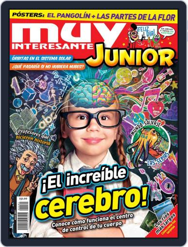 Muy Interesante Junior Mexico Magazine (Digital) May 1st, 2021 Issue Cover