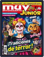 Muy Interesante Junior Mexico Magazine (Digital) Subscription October 1st, 2021 Issue