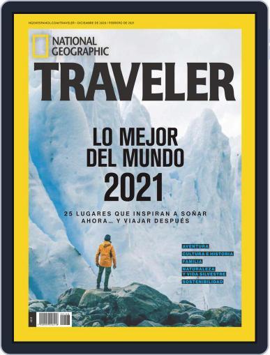 National Geographic Traveler  México Magazine (Digital) December 1st, 2020 Issue Cover