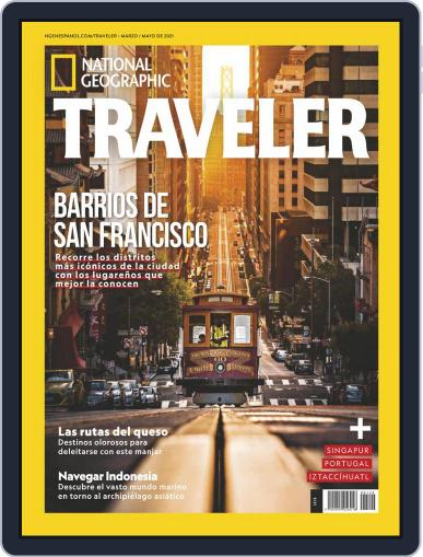 National Geographic Traveler  México Magazine (Digital) March 1st, 2021 Issue Cover