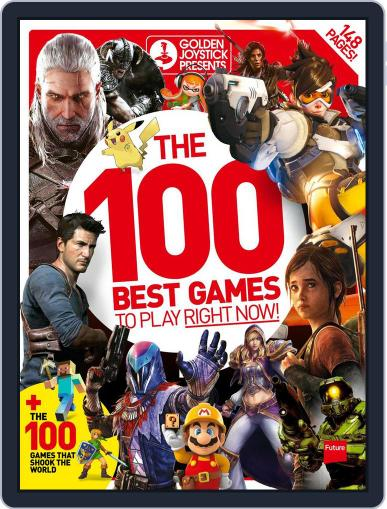 The 100 Best Games to Play Right Now Magazine (Digital) August 31st, 2016 Issue Cover