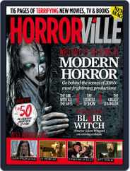 Horrorville Issue 1 Magazine (Digital) Subscription August 31st, 2016 Issue