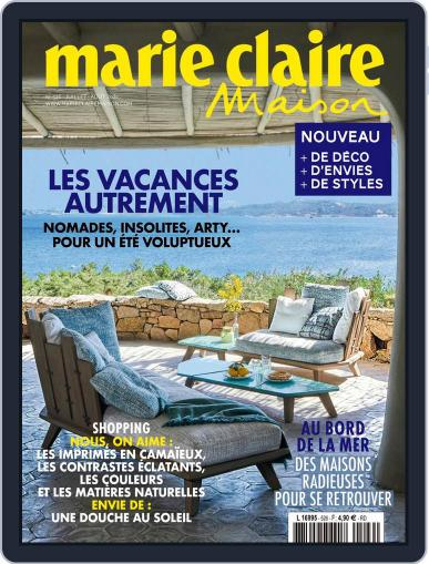 Marie Claire Maison Magazine (Digital) June 1st, 2021 Issue Cover