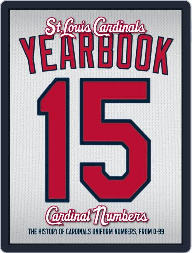 CARDINALS YEARBOOK September 1st, 2015 Digital Back Issue Cover