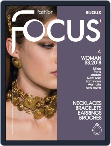 FASHION FOCUS WOMAN BIJOUX March 1st, 2018 Digital Back Issue Cover