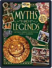 All About History Book Of Myths & Legends Magazine (Digital) Subscription September 30th, 2016 Issue