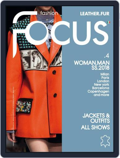 FASHION FOCUS LEATHER.FUR (Digital) March 1st, 2018 Issue Cover