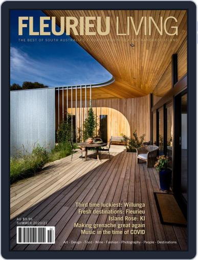 Fleurieu Living Magazine (Digital) November 27th, 2020 Issue Cover