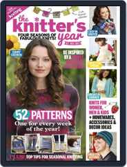 The Knitter's Year Magazine (Digital) Subscription September 30th, 2016 Issue