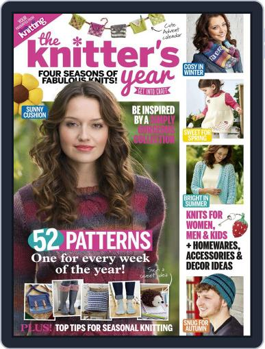 The Knitter's Year September 30th, 2016 Digital Back Issue Cover