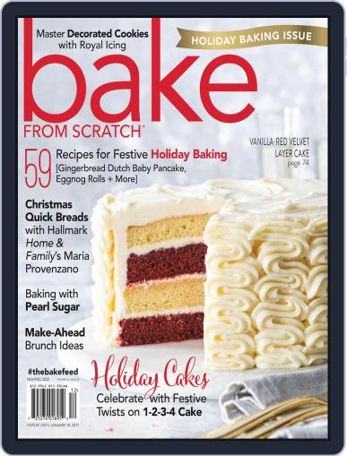 Bake from Scratch Magazine (Digital) November 1st, 2020 Issue Cover