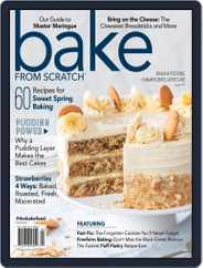 Bake from Scratch Magazine (Digital) Subscription March 1st, 2021 Issue