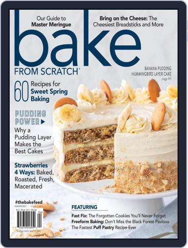 Bake from Scratch Magazine (Digital) March 1st, 2021 Issue Cover