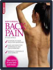 How To Relieve Back Pain Magazine (Digital) Subscription September 30th, 2016 Issue