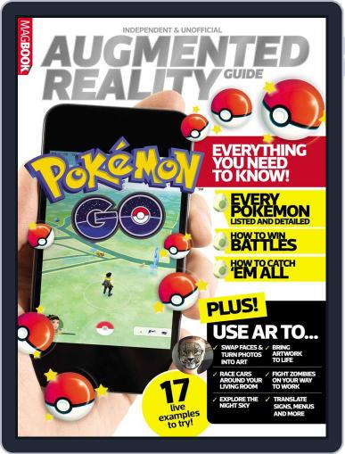 Pokémon Go: Augmented Reality Guide Magazine (Digital) September 30th, 2016 Issue Cover