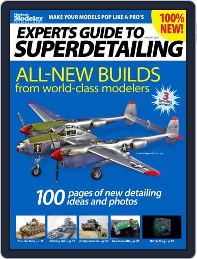 Experts Guide to Superdetailing October 1st, 2016 Digital Back Issue Cover