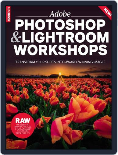 Adobe Photoshop & Lightroom Workshops 3 Magazine (Digital) October 31st, 2016 Issue Cover