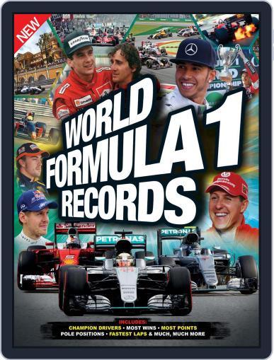 World Formula 1 Records Book October 31st, 2016 Digital Back Issue Cover