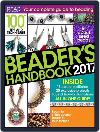 The Beader's Handbook 2017 Magazine (Digital) January 1st, 2017 Issue Cover