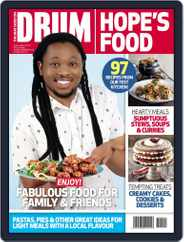 DRUM: Hope's Food Magazine (Digital) Subscription October 31st, 2016 Issue