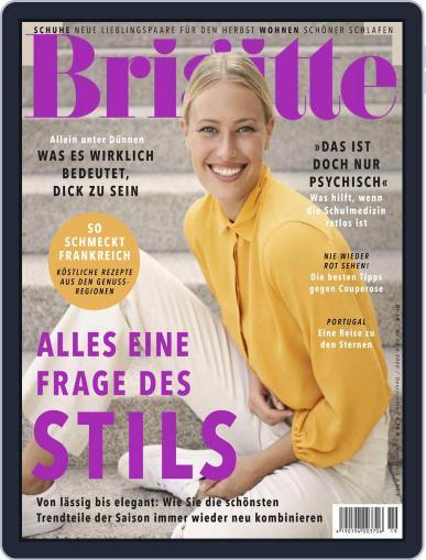 Brigitte Magazine (Digital) August 26th, 2020 Issue Cover