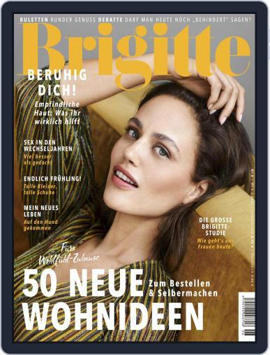 Brigitte Magazine (Digital) June 1st, 2021 Issue Cover