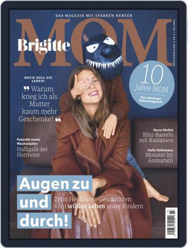Brigitte MOM Magazine (Digital) September 1st, 2021 Issue Cover
