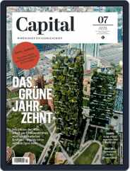 Capital Germany Magazine (Digital) Subscription July 1st, 2021 Issue