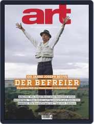 art Magazin Magazine (Digital) Subscription April 1st, 2021 Issue