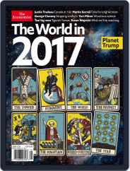 The Economist The World in 2017 Magazine (Digital) Subscription January 1st, 2017 Issue