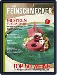 DER FEINSCHMECKER Magazine (Digital) Subscription December 1st, 2020 Issue