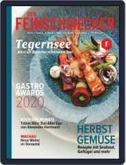 DER FEINSCHMECKER Magazine (Digital) Subscription October 1st, 2020 Issue