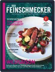 DER FEINSCHMECKER Magazine (Digital) Subscription November 1st, 2021 Issue