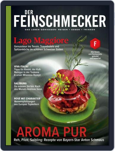 DER FEINSCHMECKER Magazine (Digital) September 1st, 2021 Issue Cover