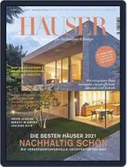 Häuser Magazine (Digital) Subscription April 1st, 2021 Issue
